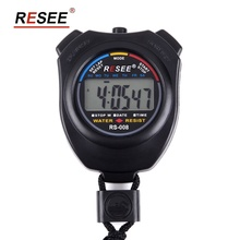 RS-008 automatic sporting stop watch with your logo
