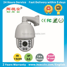 ample supply and prompt delivery 960P 18X optical zoom ip ptz camera patrol zoom