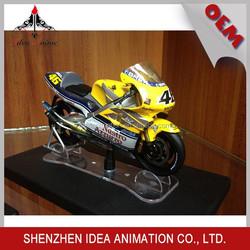 Alibaba China supplier 1:24 cheap metal motorcycle model
