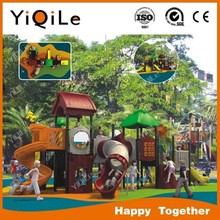 Fashional Outdoor Adventure Playground Play World For Kids