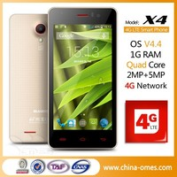 MTK6582 Android 4.4 OEM Quad Core touch screen gsm+ cdma mobile phone