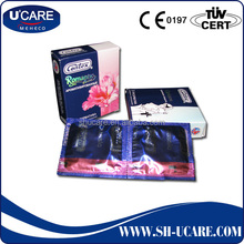 56MM Width Large Condoms with extension length 200mm Well-endowed