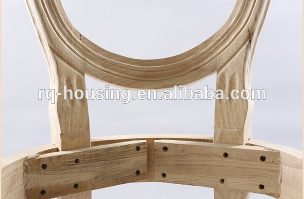 Louis Unfinished Wooden Chair Frame - Buy Wooden Chair Frame ...