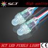 factory price single color 5v digital ws2801 pixel module(SCT-DD-1)