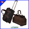 Trendy trolley duffel bag for travelling and business trip bag for men