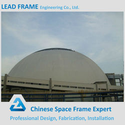 Top Quanlity Steel Space Frame Coal Storage Thermal Power Plant