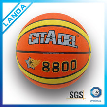 promotional rubber basketball size 7