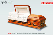 HOPE china black casket manufacturers fashion modeling