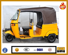 China cheap BAJAJ three wheel tricycle for taxi and its spare parts
