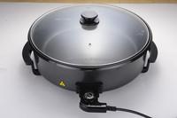 Ceramic coating 1500W electric grill pan