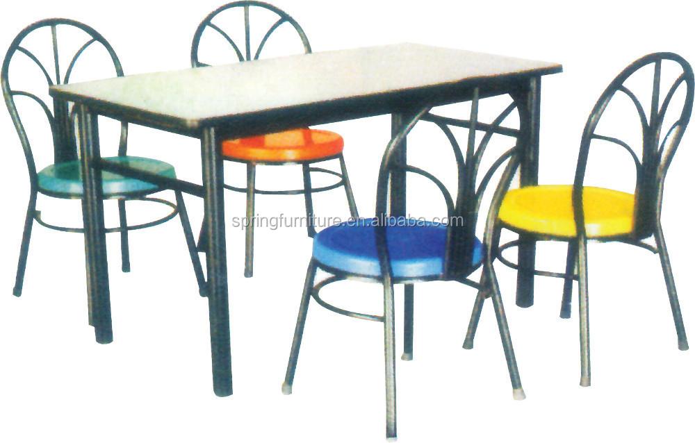 einfach dauerhaft glasfaser k che tisch und stuhl ct 022d. Black Bedroom Furniture Sets. Home Design Ideas