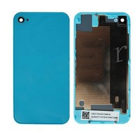 Hot Sell Replacement colorful Back Glass Battery Cover Housing for Iphone4g&4s+ opener tools