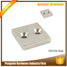 Excellent quality custom shape neodymium magnet of ndfeb