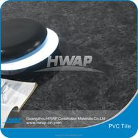Vinyl plank balcony use 3mm waterproof pvc flooring tile