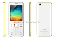 2.8 inch high quality low-end feature mobile phone K5 bluetooth cell phone