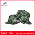 El panel 5 sombrero de patrón de costura, el panel 5 sombrero de venta al por mayor, el diseño de su propio 5 panel de la tapa sombrero kaixincaps
