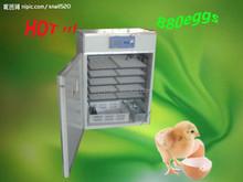 HOT SALE!!! Small chicken eggs incubator of 880 eggs