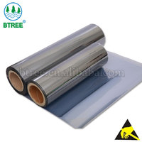 Btree Anti-static VMPET/PE Films For Making Static Shielding Bag
