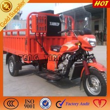 new three wheel motorcycle /best quality electric cargo tricycle /made in China cargo tricycle with closed cabin