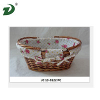 2015 China imported goods Decoration Hotel willow basket