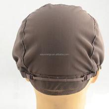 alibaa china new products silk base wig cap