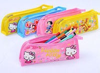 hello kitty pencil case,practical pencil case,plastic pencil case with zipper