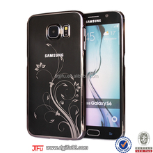 for samsung galaxy S6 case , newest arrival PC case for samsung galaxy S6