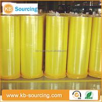 pressure sensitive adhesive tape bopp box packing tape/acrylic base printed adhesive bopp packing tape