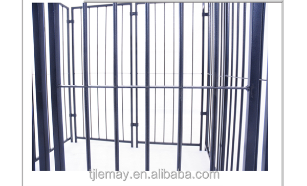 Hot Sale 5*10*4 foot heavy quality galvanized welded mesh diy eco-friendly dogs kennels