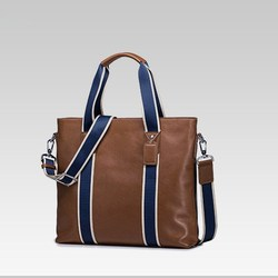 2015 Special tote fashion bags famous leather men tote bag hand bag