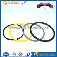 high quality SILICONE 60 SHORE A rubber o ring