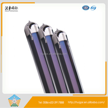 Sale 58*1600mm glass three layer Solar evacuated tubes collector for solar water heater