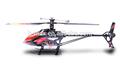 4ch 2.4 ghz tamaño grande al aire libre solo- hoja de rc helicóptero construido- en el giroscopio