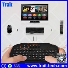 Wholesale Mini 2.4Ghz Wireless Keyboard for Laptop Tablet Smartphone with Touchpad