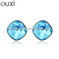 OUXI Hot Sale Stud Earrings Ear Studs made with Swarovski Elements