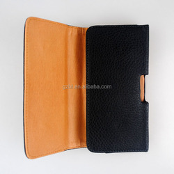 Smart phone case handy style leather cover for son l39h/z1