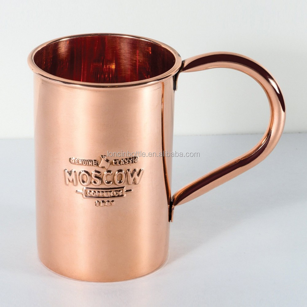 Copper Shot Glass Wholesale