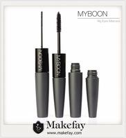 2015 NEW Myboon BIG EYES Waterproof double sides unique mascara