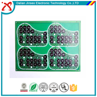 Reach Standard OEM Carbon Ink FM Antenna Circuit Board