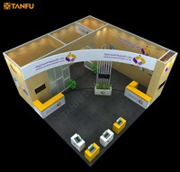 TANFU Tradeshow Display Booth for Expo