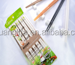 Rice Husk Anti-bacterial Non-toxic Eco-Friendly Plastic Recyclable Chopsticks
