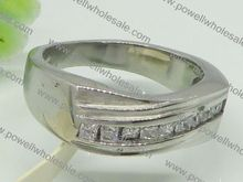The Hight Discount Elegant best seller arabic value 925 silver wedding rings