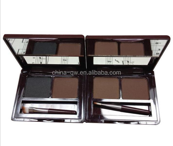 Menow E12002 makeup set eyebrow powder with brush