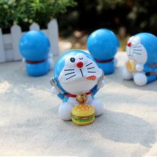 Doraemon cartoon figurine/oem polyresin artwork/ Doraemon toy