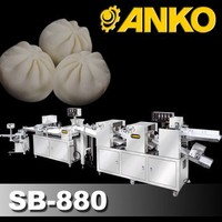 Anko Big Scale Making Filling Steamed Bun Molding Machine
