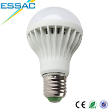 2015 Cheapest price Aluminium plastic led bulb lights for home from 3w to 12w E27