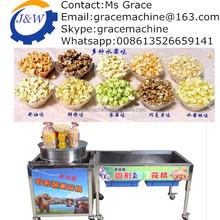 Caramel 50kg/h popcorn machine popcorn ball making machine