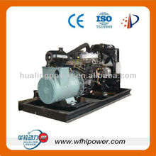 8kw to 800kw Open and silent type cng generator with CE