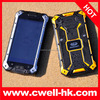 new product Conquest S6 Quad Core 5.0 Inch Touch Screen 13.0MP Camera OTG Function GPS 4G LTE ip68 rugged waterproof cell phone