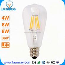 New Vintage ST64 LED Filament bulb, LED Bulb filament, LED Bulb